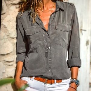 Tops - Button down Shirt